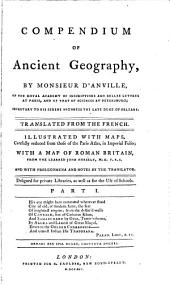 Compendium of Ancient Geography: Volume 1