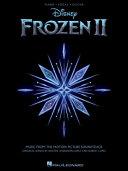 Frozen II Piano/Vocal/guitar Songbook