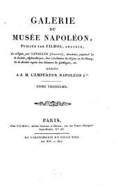 Galérie du Musée Napoléon: Volume3