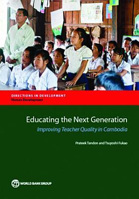 Educating the Next Generation