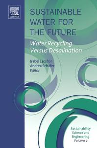 Sustainable Water for the Future