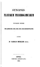 Annales botanices systematicae: Volume 5