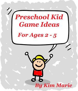 Preschool Kid Game Ideas