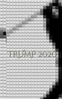 Trump 2020 Golf Lego Style Creative Journal Notebook