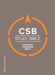 CSB Study Bible, Revised and Updated