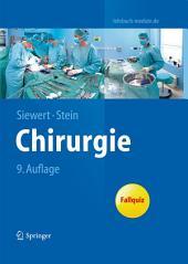 Chirurgie: mit integriertem Fallquiz - 40 Fälle nach neuer AO, Ausgabe 9