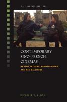 Contemporary Sino French Cinemas PDF