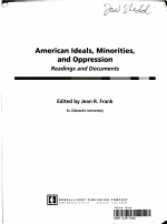American Ideals, Minorities, and Oppression