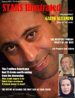 Stars Illustrated Magazine. New York. Oct. 2018. Special edition. The Middle East & Islam.