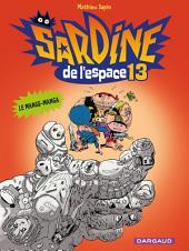 Sardine de l'espace - Tome 13 - Le mange-manga