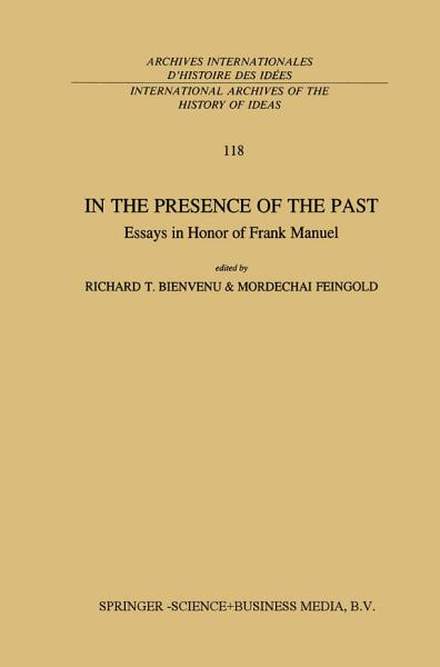 Download In the Presence of the Past Book