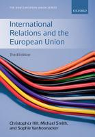International Relations and the European Union PDF