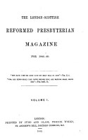 The London Scottish reformed presbyterian magazine PDF
