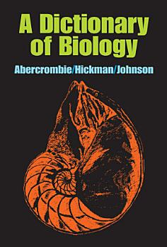 A Dictionary of Biology PDF