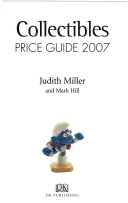Collectibles Price Guide 2007 PDF
