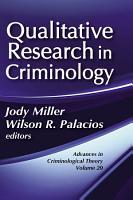 Qualitative Research in Criminology PDF