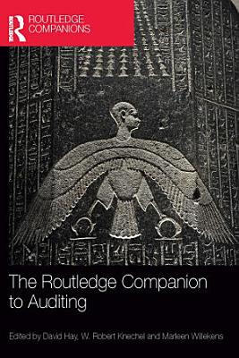 The Routledge Companion to Auditing PDF