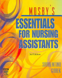 Mosby s Essentials for Nursing Assistants   Text  Workbook and Nurse Assisting Skills PDF