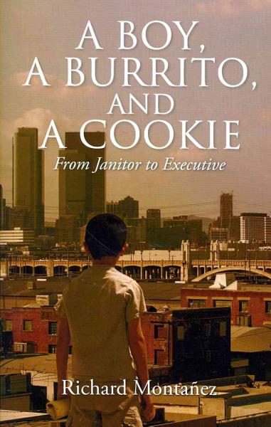 Download A Boy  a Burrito  and a Cookie Book