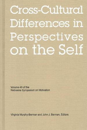 Cross cultural Differences in Perspectives on the Self PDF