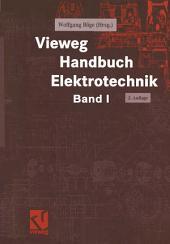 Vieweg Handbuch Elektrotechnik: Ausgabe 2