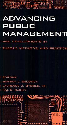 Advancing Public Management
