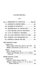 Law magazine : or quarterly review of jurisprudence: Volumes 48-49