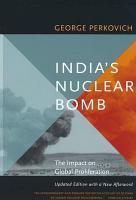 India s Nuclear Bomb PDF