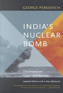 India s Nuclear Bomb Book