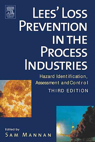 Download Lees  Loss Prevention in the Process Industries Book