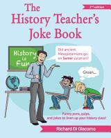 The History Teacher s Joke Book PDF
