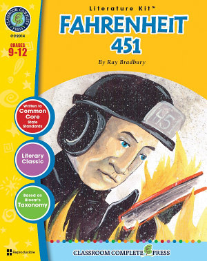 Fahrenheit 451   Literature Kit Gr  9 12