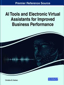 AI Tools and Electronic Virtual Assistants for Improved Business Performance PDF