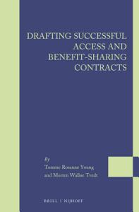 Drafting Successful Access and Benefit-sharing Contracts