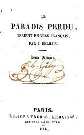 Le paradis perdu: Volumes1à2