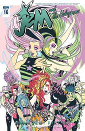Jem and the Holograms #16