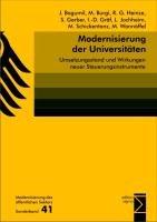 Modernisierung der Universit  ten PDF