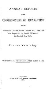 Documents of the Assembly of the State of New York: Volume 17
