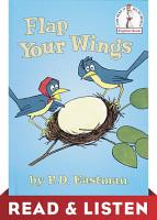 Flap Your Wings  Read   Listen Edition PDF