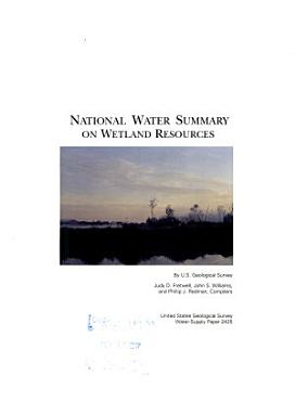 National Water Summary on Wetland Resources PDF
