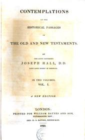 Contemplations on the Historical Passages of the Old and New Testaments: Volume 2