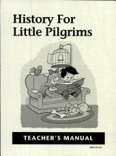 History for Little Pilgrims