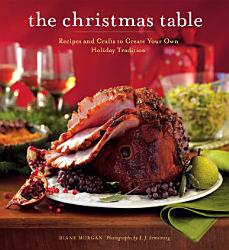 The Christmas Table Book PDF