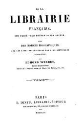 De la librairie française