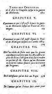 Testament politique de messire Jean Baptiste Colbert: où l'on voit tout ce qui s'est passé sous le règne de Louis le Grand jusqu'en l'année 1684