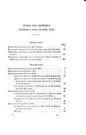 Bulletin de la Société royale de botanique de Belgique: Volumes 30-31