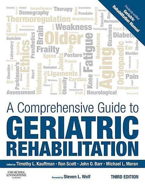 A Comprehensive Guide to Geriatric Rehabilitation PDF