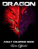 Dragons Adult Coloring Book PDF