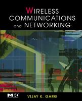 Wireless Communications   Networking PDF