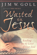 Wasted On Jesus Book PDF